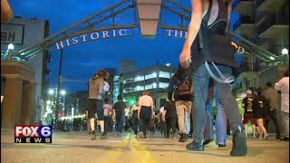 Milwaukee Leaders Respond To Unrest; National Guard Called, Curfew Set
