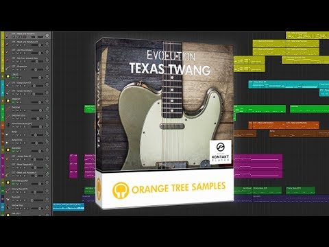 Video for Evolution Texas Twang - Zach Heyde - Walkthrough + Review
