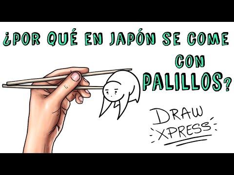 ¿Por Qué En Japón Se Come Con Palillos?