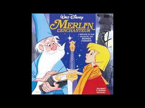 Merlin l'Enchanteur - L'Épée dans l'enclume (HQ)