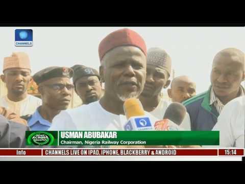 News Across Nigeria: FG Concludes Plans To Concession Railway Corporation