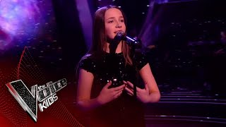 Gambar cover Lucy Performs 'Wolves': The Semi Final | The Voice Kids UK 2018
