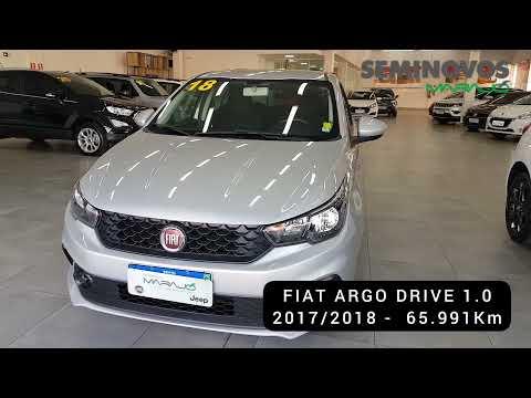 video carousel item Fiat Argo Drive 1.0