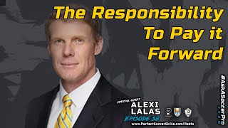 The Responsibility to Pay it Forward   PS Clips   #AskASoccerPro Show Ep. 0