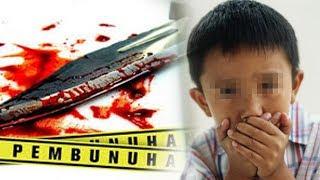 Disaksikan 3 Anaknya, Bapak Tega Bunuh Ibu lalu Bunuh Diri, Anak Nangis Lari Minta Tolong Tetangga