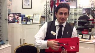 preview picture of video 'Raybans Offer in Enfield - Opticians giveaway at GoodLooking Optics'