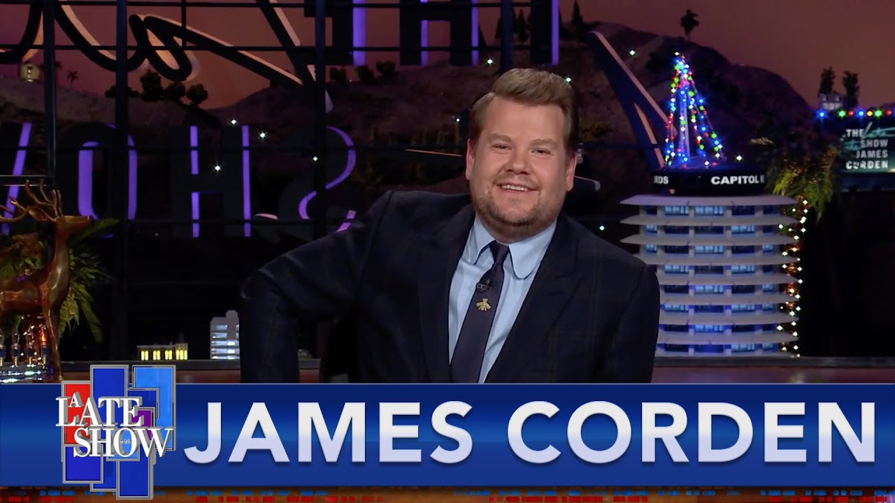 """If There Is A Butthole Cut Of """"Cats,"""" James Corden Hasn't Seen It thumbnail"""