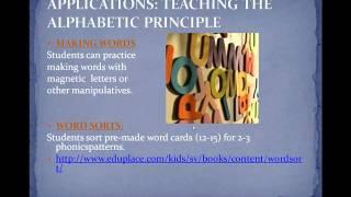 Phonics And Word Study Beginning Pptx