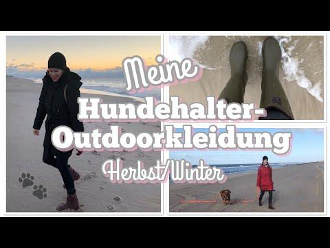 Outdoorkleidung für Hundehalter ❄️ Herbst / Winter