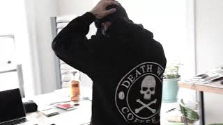 The New 2017 Death Wish Hoodie In Action