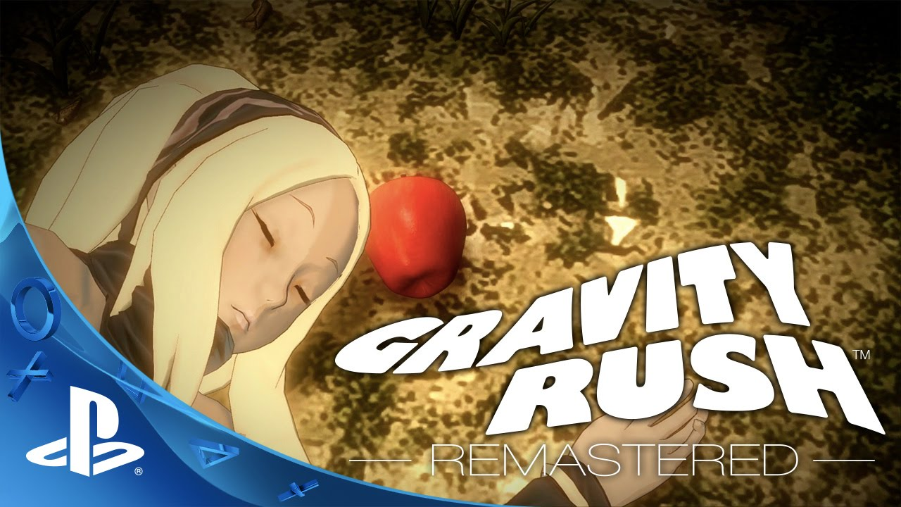 Gravity Rush Remastered Hits PS4 Today with Original Soundtrack