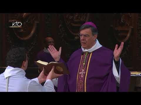 Messe du 4 mars 2018