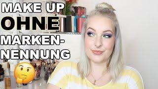 No Brand Make Up Look - Make Up OHNE Markennennung I Frollein Tee