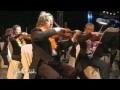 Un violon sur le sable (27 Juillet 2010)