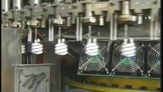 How a CFL Is Made