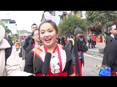 HMONG INTERNATIONAL CELEBRATES 2018 HMONG NEW YEAR IN LEISHAN, CHINA - Noj 30 Nrog Hmoob Tsoobkuj