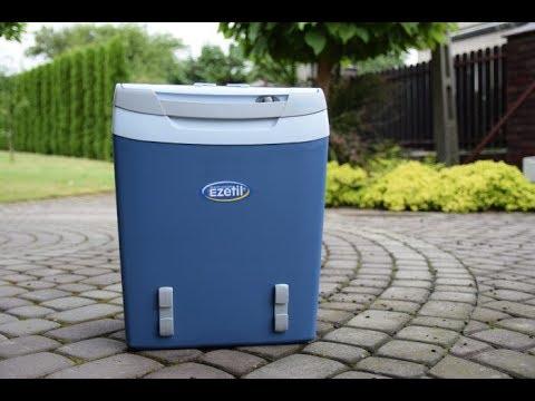 Ezetil car cooler, fridge - review, test, opinion, comparison to Crivit from LIDL