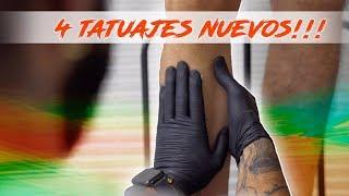 http://tienda.juca.tv/  Ya está casi llena la pierna!!! Me encanta como va tomando forma esto :) Ustedes tienen tatuajes? Cuéntenme en los comments! Buen día!   Instagram: @jucaviapri -http://instagram.com/jucaviapri Twitter: @jucaviapri - http://twitter.com/jucaviapri Facebook: https://www.facebook.com/jucaviapri
