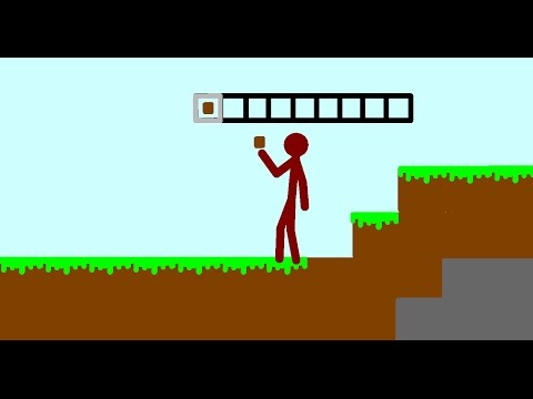 Minecraft 2D Animation