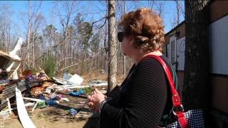 dogwood acres trailer park storm damage