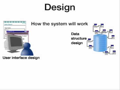 Stages Of The System Development Lifecycle Design Eternal Sunshine Of The Is Mind