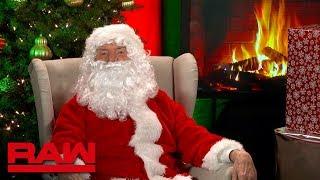 Notas de RAW: Rousey defiende ante Natalya; Rollins vs. Corbin; Santa McMahon y más (VIDEOS)