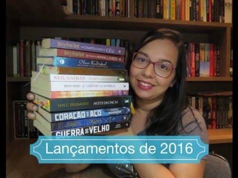 Os melhores lançamentos de 2016 Blog Leitura Mania