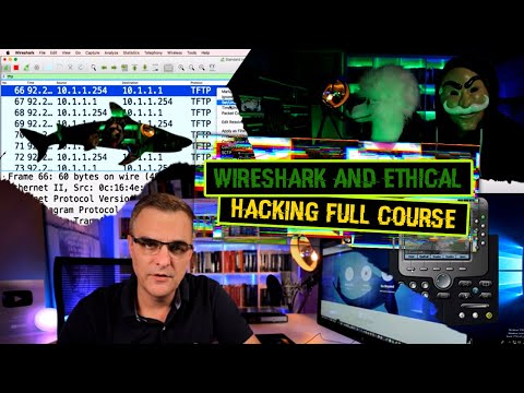 Free Wireshark and Ethical Hacking Course: Video #0 - YouTube