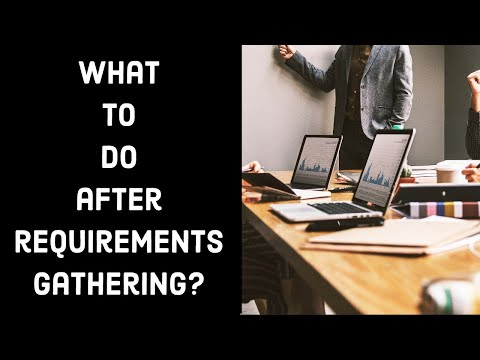 Business Analyst Training: What To Do After Requirements ...