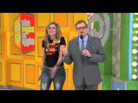 Stephanie Smith Skipper on The Price is Right