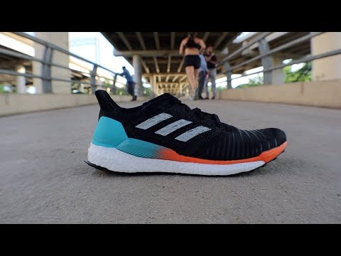 ADIDAS SOLAR BOOST | Running Performance REVIEWS