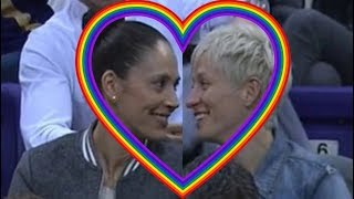 "Sue Bird On Megan Rapinoe: ""I Was Guilty By Association"" 👭🌈 (ESPN EXCLUSIVE) - 7-21-17"