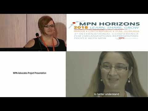 3 MPN Advocates Project Presentation