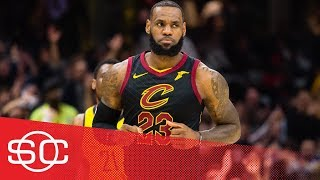 LeBron James drops 46 points to even Pacers-Cavaliers series   SportsCenter   ESPN