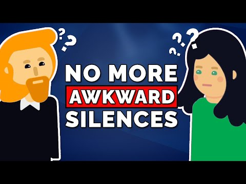 Jak se vyvarovat trapného ticha - Charisma on Command