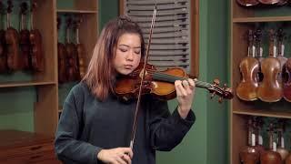 Violin by Matteo Goffriller, Venice circa 1700