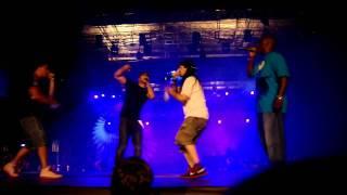Arsonists - Backdraft (live HipHop Kemp 2011)