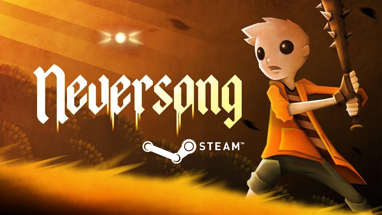 Релизный трейлер игры Neversong