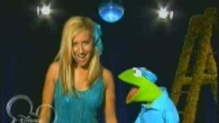 Ashley Tisdale - Studio DC With the Muppets - HQ