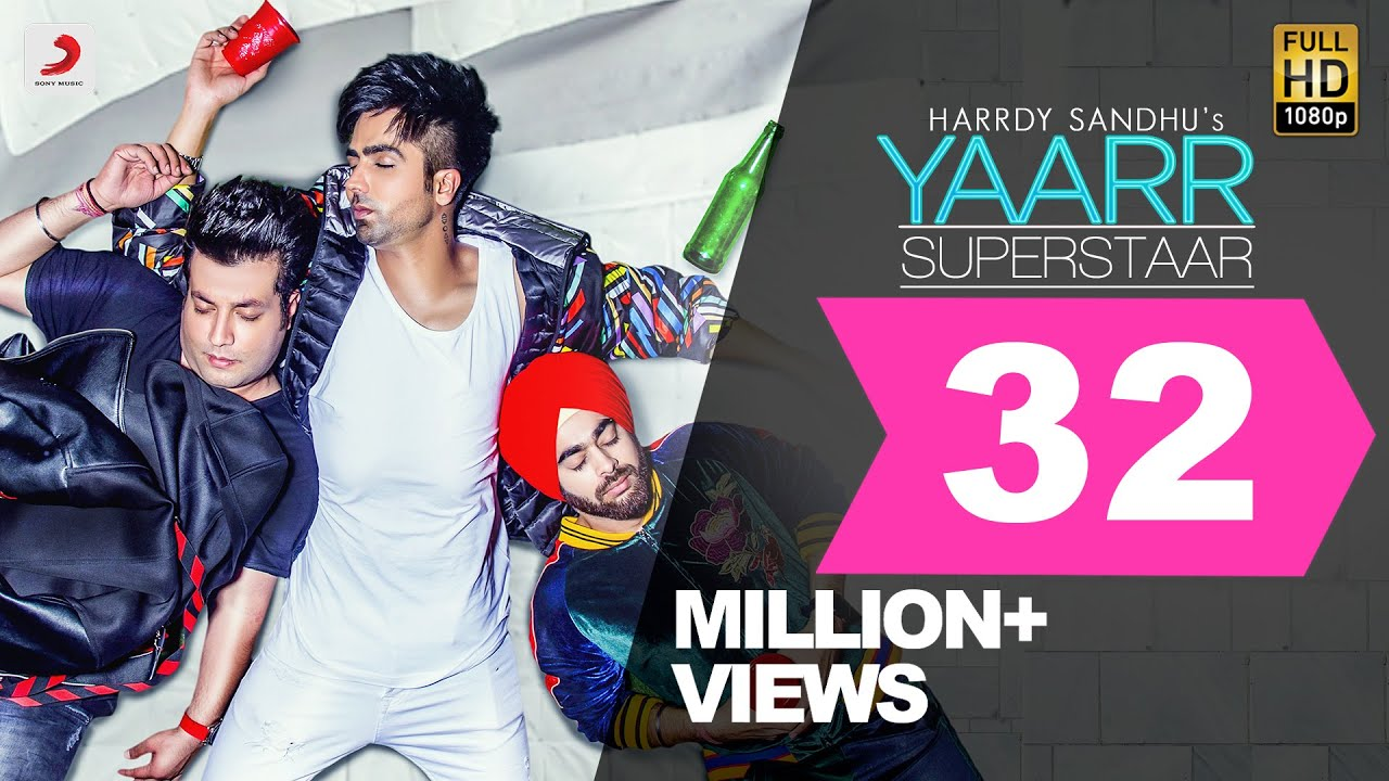 Yaarr Superstar Mp3 song Download by Harrdy Sandhu