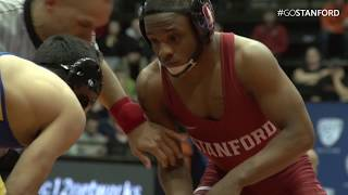 Stanford Wrestling: Pac-12 Championships [2.25.2018]