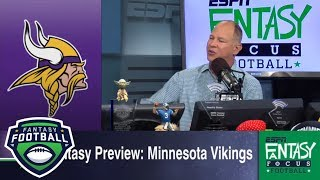 Minnesota Vikings 2018 fantasy football preview | Fantasy Focus | ESPN - Video Youtube