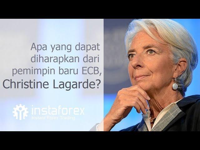 Apa yang dapat diharapkan dari pemimpin baru ECB, Christine Lagarde?