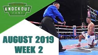 Video Boxing Knockouts | August 2019 Week 2 MP3, 3GP, MP4, WEBM, AVI, FLV September 2019