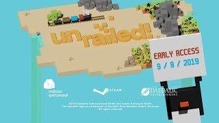 Film do artykułu: Unrailed! już 9 września w...