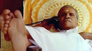 നിൻ്റെയൊക്കെ അമ്മയെ കെട്ടിയ പിശാച് തന്നെയാ..!!   Godfather   Malayalam Movie   Mass Scene