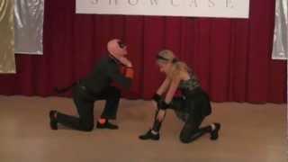 Lena and Arkady Jive to Stray Cat Strut