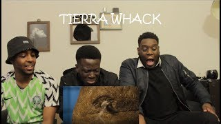 Tierra Whack – Unemployed [Official Music Video] [REACTION]