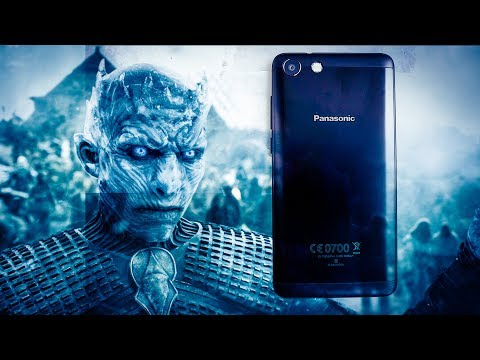 Panasonic P55 Max review and unboxing (Game of Thrones Edition)