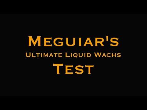 Meguiar's Ultimate Liquid Wax - Flüssig Wachs im Test (Deutsch German)